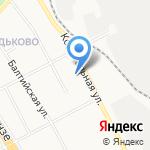 Магазин одежды и обуви на карте Ярославля