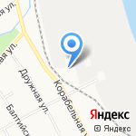 ЯРТРАНС на карте Ярославля