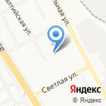 Талыш на карте Ярославля