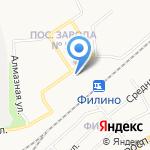 Средняя общеобразовательная школа №2 на карте Ярославля