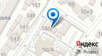 Компания Приора-Гранта на карте