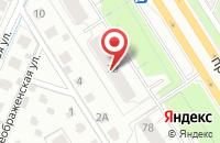 Схема проезда до компании Гидротехника в Ярославле