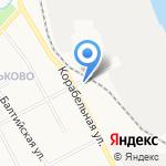CORGHI на карте Ярославля