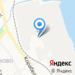 Торговый Союз на карте Ярославля