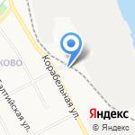 Пожарная часть №101 на карте Ярославля