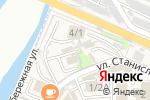 Схема проезда до компании АвтоГарант в Сочи