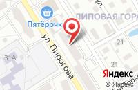 Схема проезда до компании Инрадио в Ярославле
