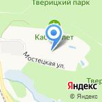 Пегас на карте Ярославля
