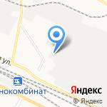 Пункт технического осмотра на карте Вологды