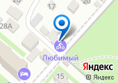 Фирма по прокату велосипедов на карте