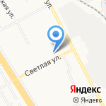 Ювелирсервис на карте Ярославля