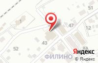 Схема проезда до компании Вкусный дом в Ярославле