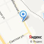 Отдел полиции Фрунзенского района на карте Ярославля