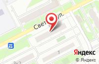 Схема проезда до компании Пятёрочка в Таврово