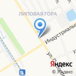 МодЭлен на карте Ярославля