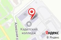 Схема проезда до компании Ракурс в Ярославле