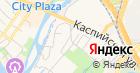 Продуктовый магазин на Цветочной на карте