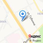 ГРУЗОВЫЕ АВТОЗАПЧАСТИ на карте Ярославля