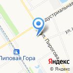Живое пиво на карте Ярославля