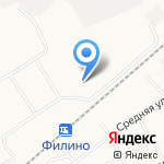 Ярославский кадетский колледж на карте Ярославля