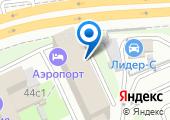 СервисКлининг на карте