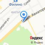 Оптима на карте Ярославля