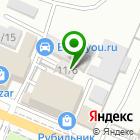 Местоположение компании Уют