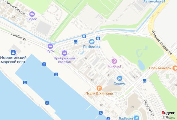 продажа квартир Прибрежный квартал