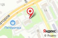 Схема проезда до компании Отдел по делам несовершеннолетних и защите их прав в Ярославле