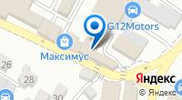 Компания Металлообрабатывающая компания на карте