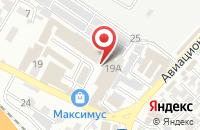 Схема проезда до компании Удача в Сочи