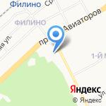 Департамент лесного хозяйства Ярославской области на карте Ярославля