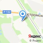 Энергия на карте Ярославля