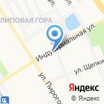 АвтоПлюс 76 на карте Ярославля