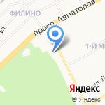 Шишка на карте Ярославля