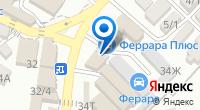 Компания Авто Прибамбасы на карте