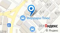 Компания АвтоЕвразия на карте