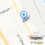 Дядьково-1 на карте Ярославля