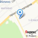 Физико-технологический институт РАН на карте Ярославля
