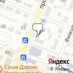 Магазин салютов Новошахтинск- расположение пункта самовывоза
