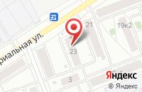 Схема проезда до компании Мировые судьи Фрунзенского района в Ярославле