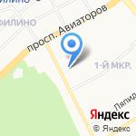 Заволжский районный суд на карте Ярославля