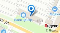 Компания Цветочный дом на карте