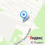 Ремпуть на карте Ярославля