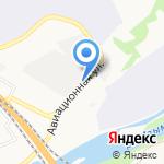 Спецодежда ФОРМА на карте Сочи