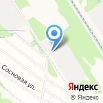 Ярхлад на карте Ярославля
