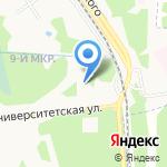 ЭНТИКОМ-ИНВЕСТ на карте Ярославля