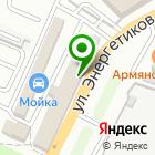 Местоположение компании Строй-Партнёр