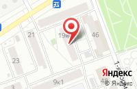 Схема проезда до компании Три-Стан в Ярославле