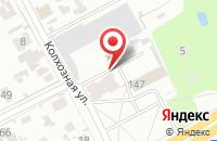 Схема проезда до компании Цифровая студия в Ярославле